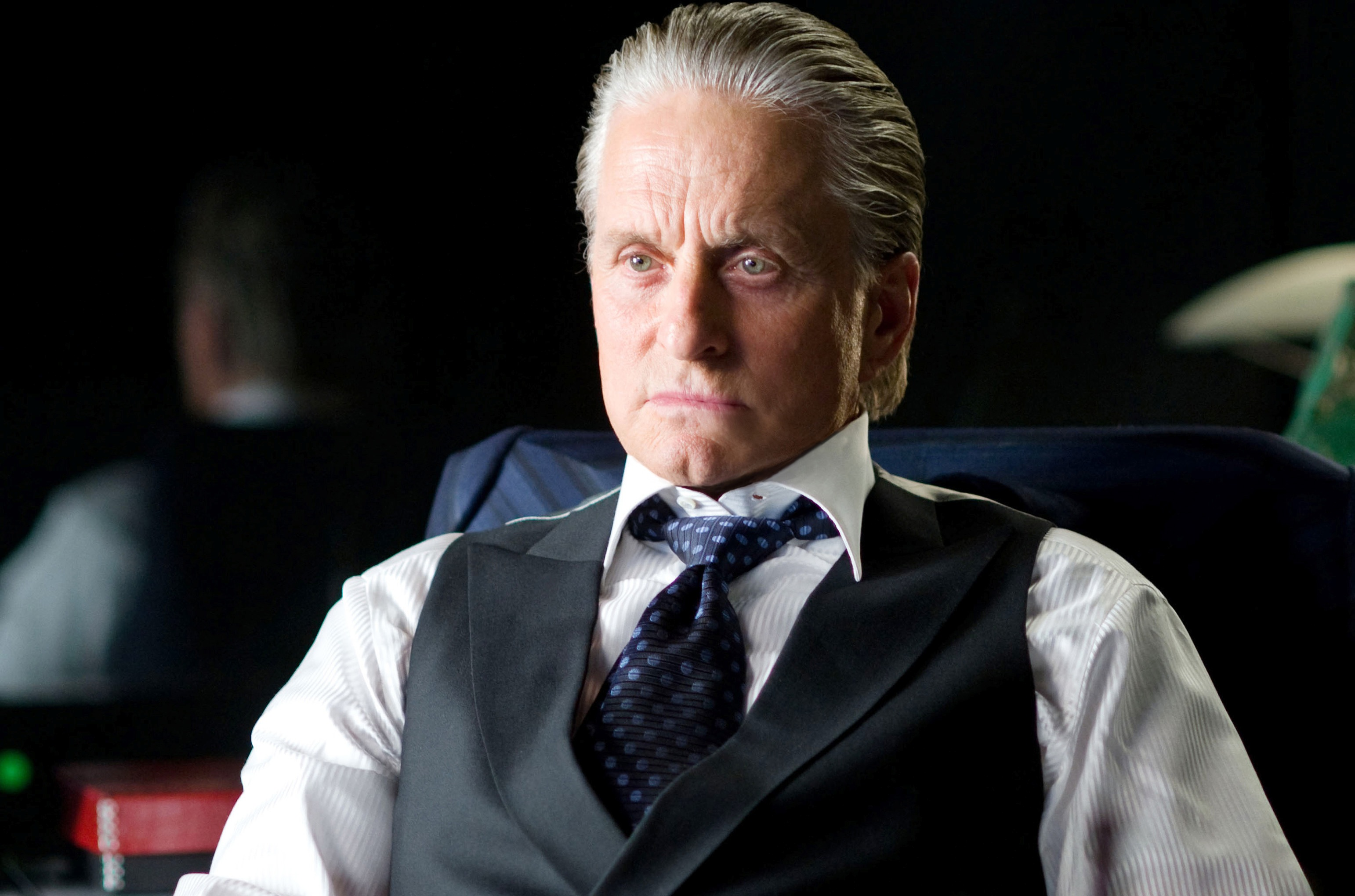 Wall Street 2: Money Never Sleeps - Michael Douglas Photo ...