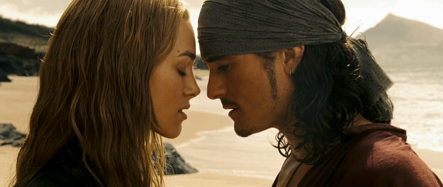 Will Turner and Elizabeth Swann images Will & Elizabeth