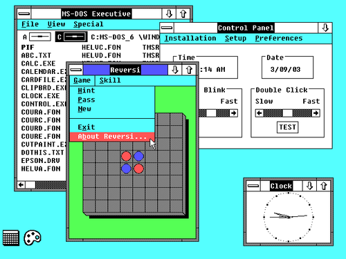 Windows 2.0 screenshot