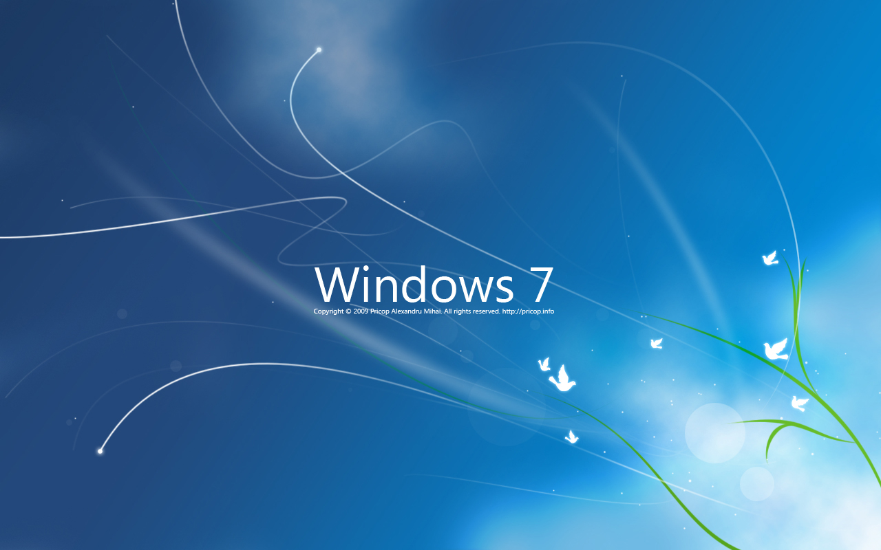 windows 7 wallpaper wallpapers hd quality