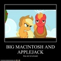 What did you do to not amuse them - big-macintosh photo