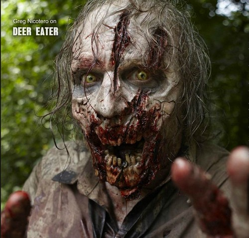 Zombies kertas dinding titled Zonbies On Walking Dead
