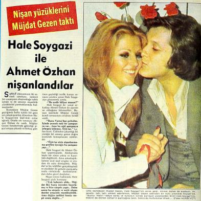 ahmet özhan and hale soygazi