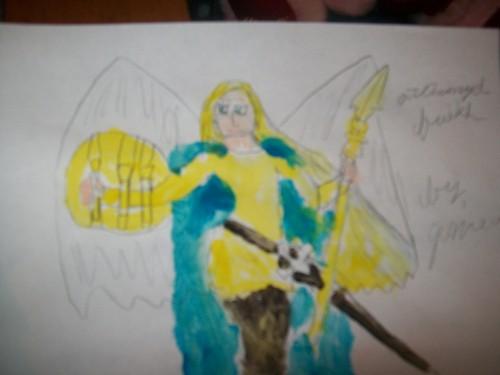 archangel faith