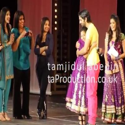 arnav অনুরাগী @ তারকা parivaar award
