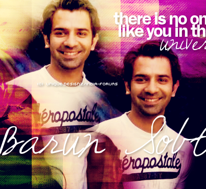 Iss Pyar Ko Kya Naam Doon wallpaper with a portrait entitled arnav