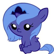 baby princess luna