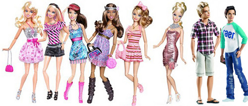Barbie Fashionistas images barbie fashionistas wallpaper and background photos