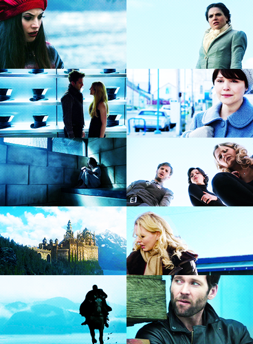 color meme | once upon a time → blue