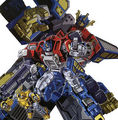 Optimus Prime - transformers-armada photo