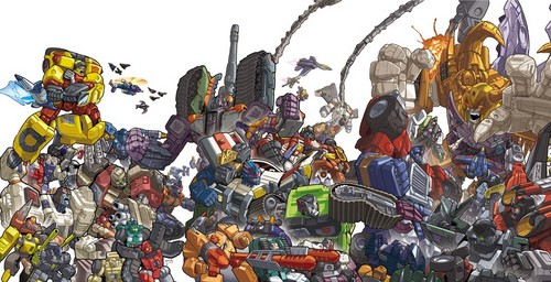 Transformers Armada wallpaper titled Transformers Armada