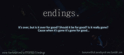Damon & Bonnie wallpaper probably with anime called endings. fanfction story facebook cover