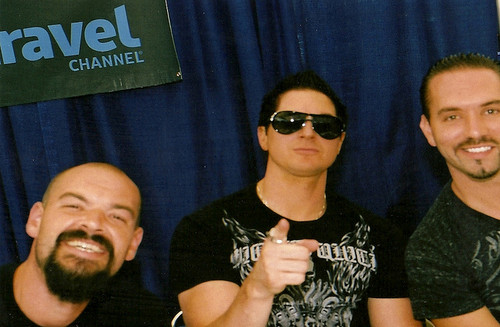 Ghost Adventures Обои probably with sunglasses titled ghost adventures