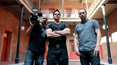 buscadores de fantasmas fondo de pantalla with a penal institution, a warehouse, and a calle called ghost adventures