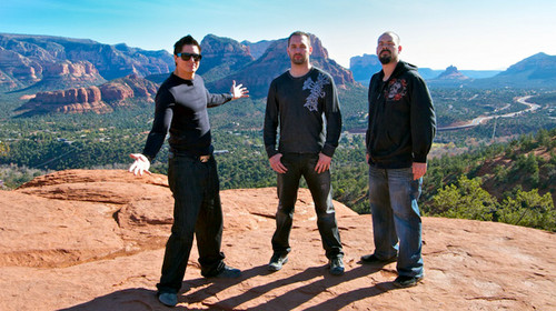 Ghost Adventures wallpaper probably with an alpinist called ghost adventures