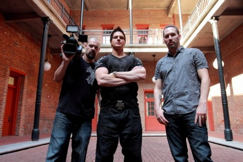 Ghost Adventures wallpaper with a street, a penal institution, and a warehouse called ghost adventures