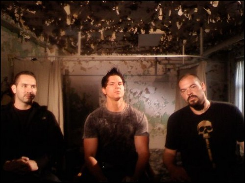 Ghost Adventures wallpaper possibly with a concert, a brasserie, and a sign called ghost adventures