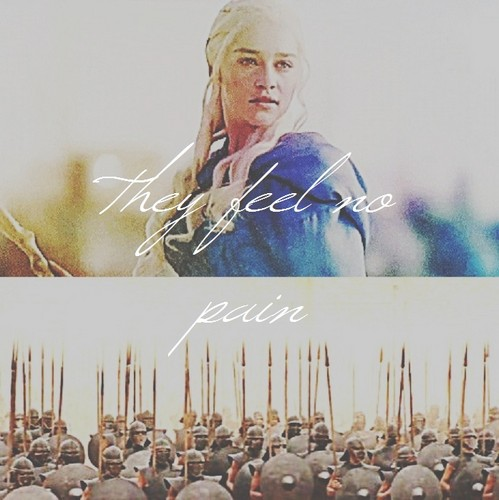Daenerys Targaryen & The Unsullied