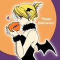 halloween Riza!