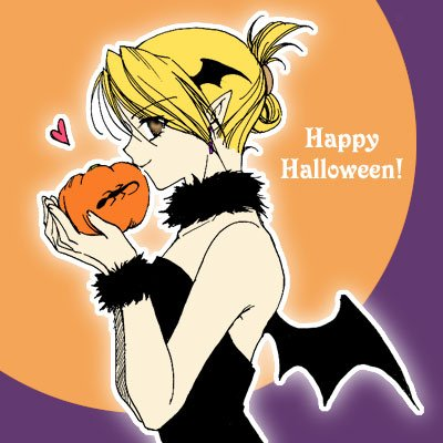 Riza Hawkeye Anime/Manga wallpaper containing anime called halloween Riza!