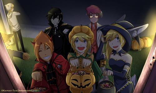 happy ハロウィン