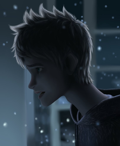 Rise of the Guardians wallpaper probably with a portrait titled jack frost