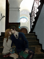 kiss the girl - hetalia-couples photo