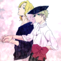 let's go frog - hetalia-couples photo