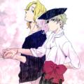 let's go frog - hetalia-couples photo
