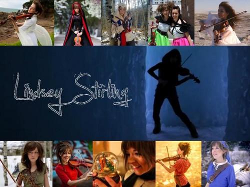 Lindsey Stirling wallpaper with anime entitled lindsey stirling 1