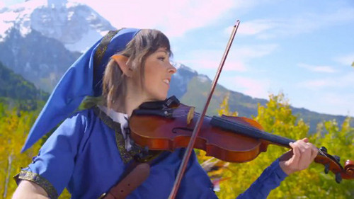 Lindsey Stirling 바탕화면 containing a 비올라 연주자, 비올라 called lindsey stirling
