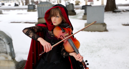 Lindsey Stirling 壁纸 titled lindsey stirling