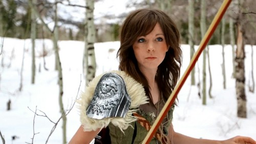 Lindsey Stirling 바탕화면 entitled lindsey stirling