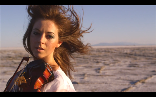 Lindsey Stirling 바탕화면 probably containing a portrait titled lindsey stirling