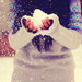 little things that make life better | snow - daydreaming icon