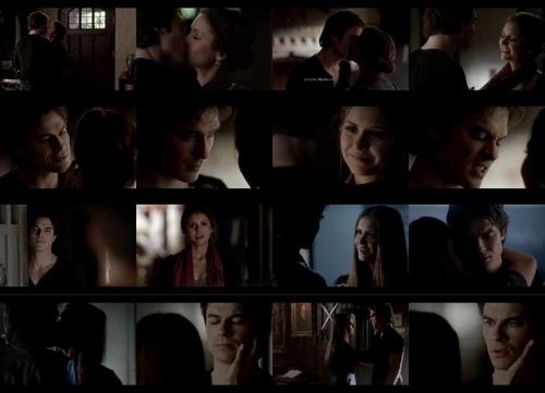 Damon & Elena wallpaper called love 4x8