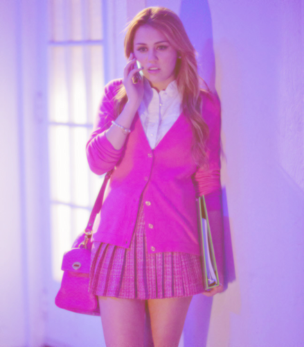miley cyrus wallpaper possibly containing bare legs and a hip boot called miley-so undercover