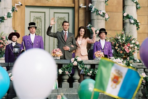 The Princess Diaries 2 wolpeyper entitled movie