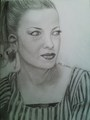 my Shirley Manson drawing - shirley-manson photo
