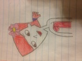 my drawing of Zoey  - total-drama-island photo