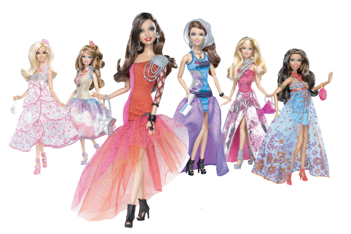 Barbie Fashionistas fashionistas