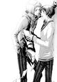 nosebleed plss - hetalia-couples photo