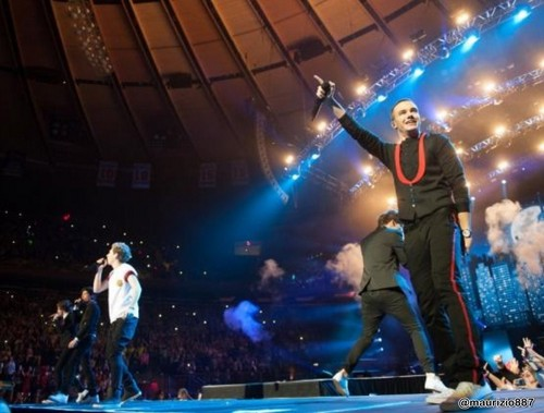 one direction MSG, 2012