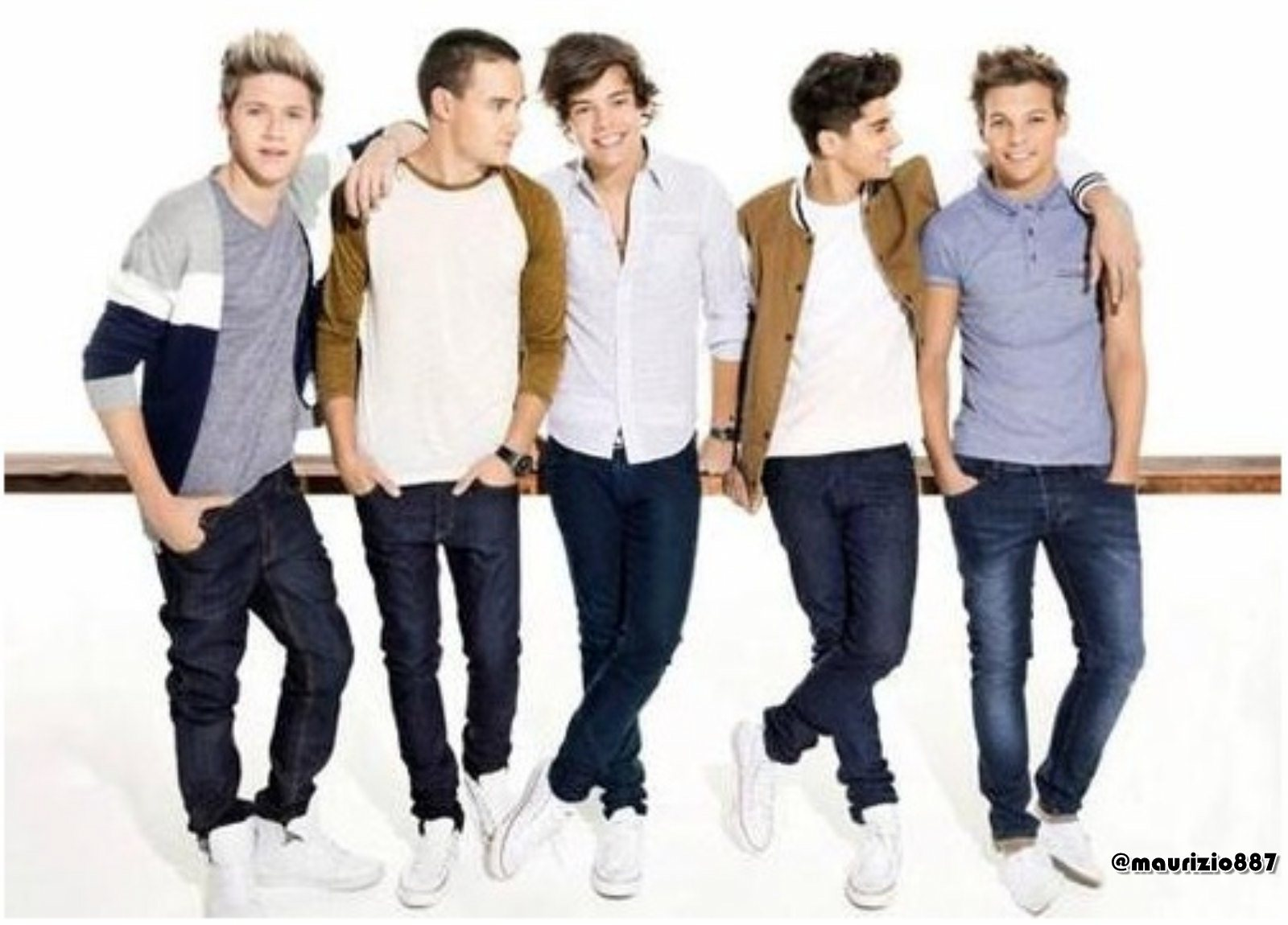 One Direction 2013 Photo Shoot