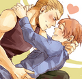 perfect otp is perfect - hetalia-gerita photo