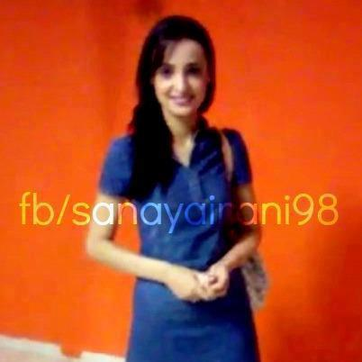 Iss Pyar Ko Kya Naam Doon wallpaper possibly with a portrait entitled sanaya