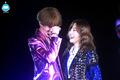 sehun and taeyeon