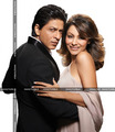 shahrukh khan & Gauri ^^ - shahrukh-khan photo