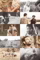 the walking dead character tropes (atlanta camp edition) » Amy, Jacqui, Morales, Jim, and Ed