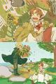 those cuties - hetalia-couples photo
